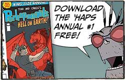 Perhapanauts Annual #1 free download